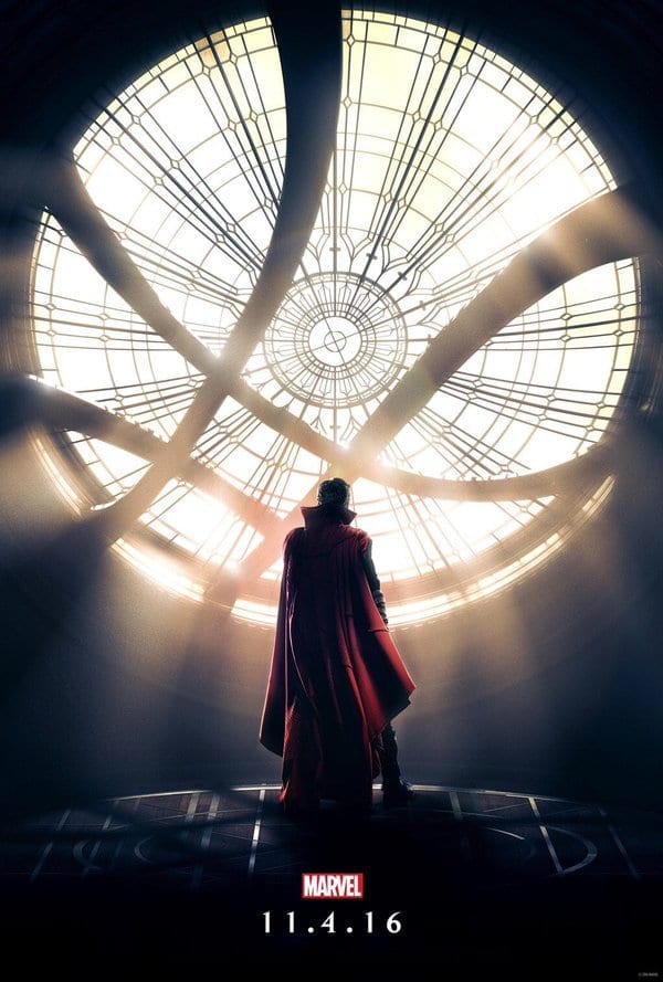 By the Vishanti! The Doctor Strange Trailer Has Arrived.
