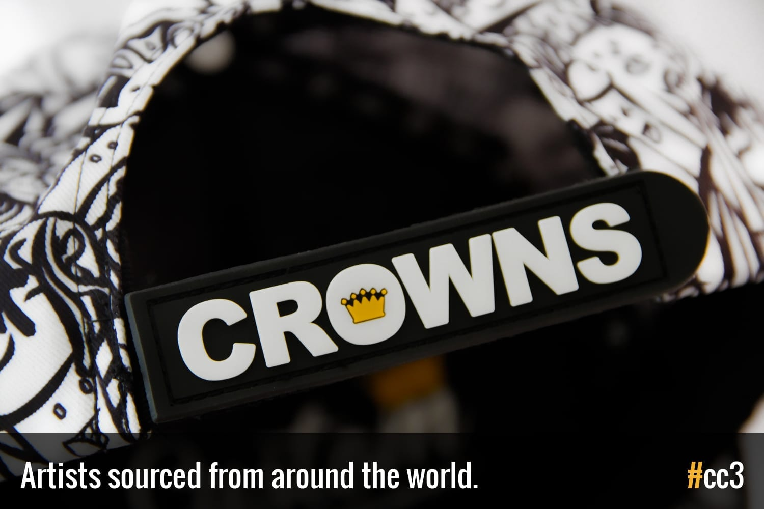 Custom Crowns: Interchangeable Caps