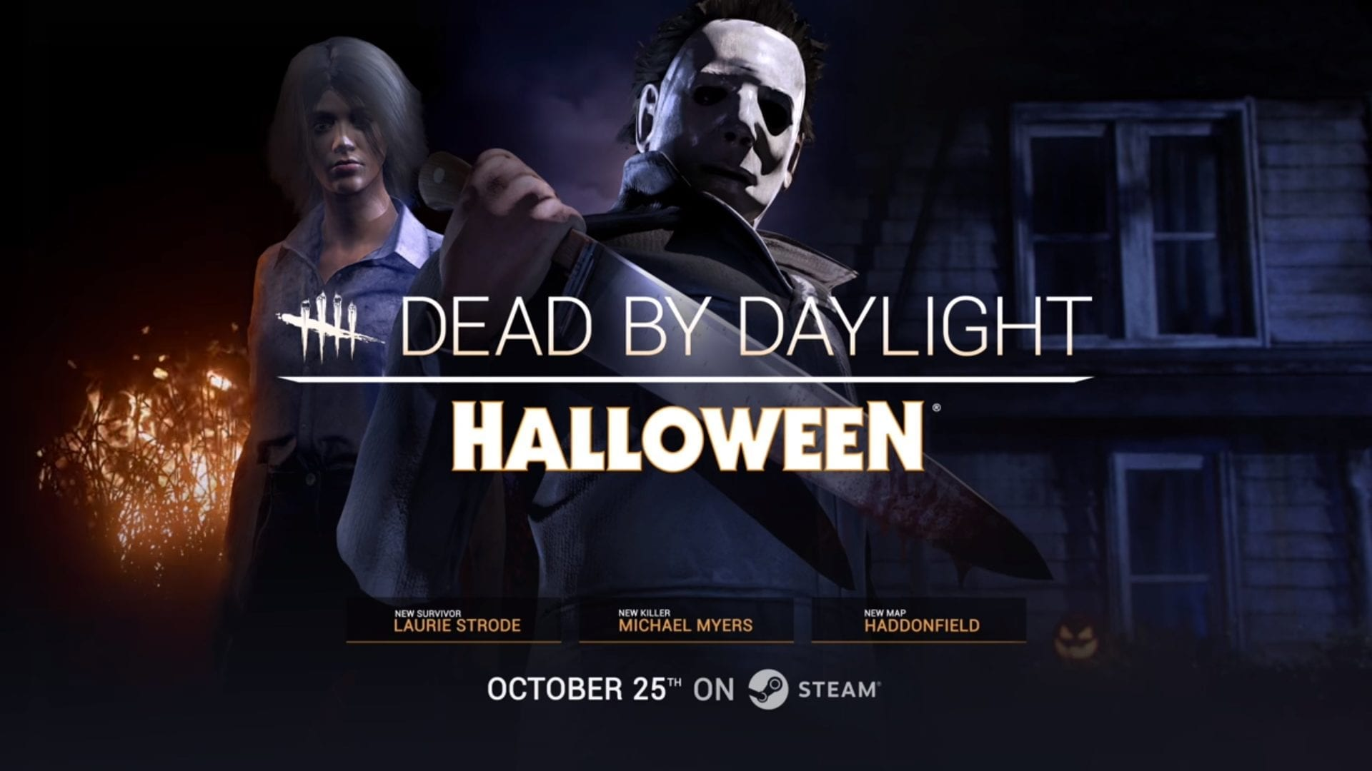 GAMES: Dead By Daylight: Halloween Chapter