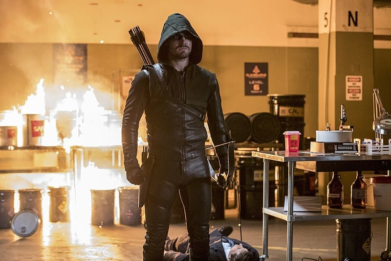 TV REVIEW: Arrow – Mid-season Finale