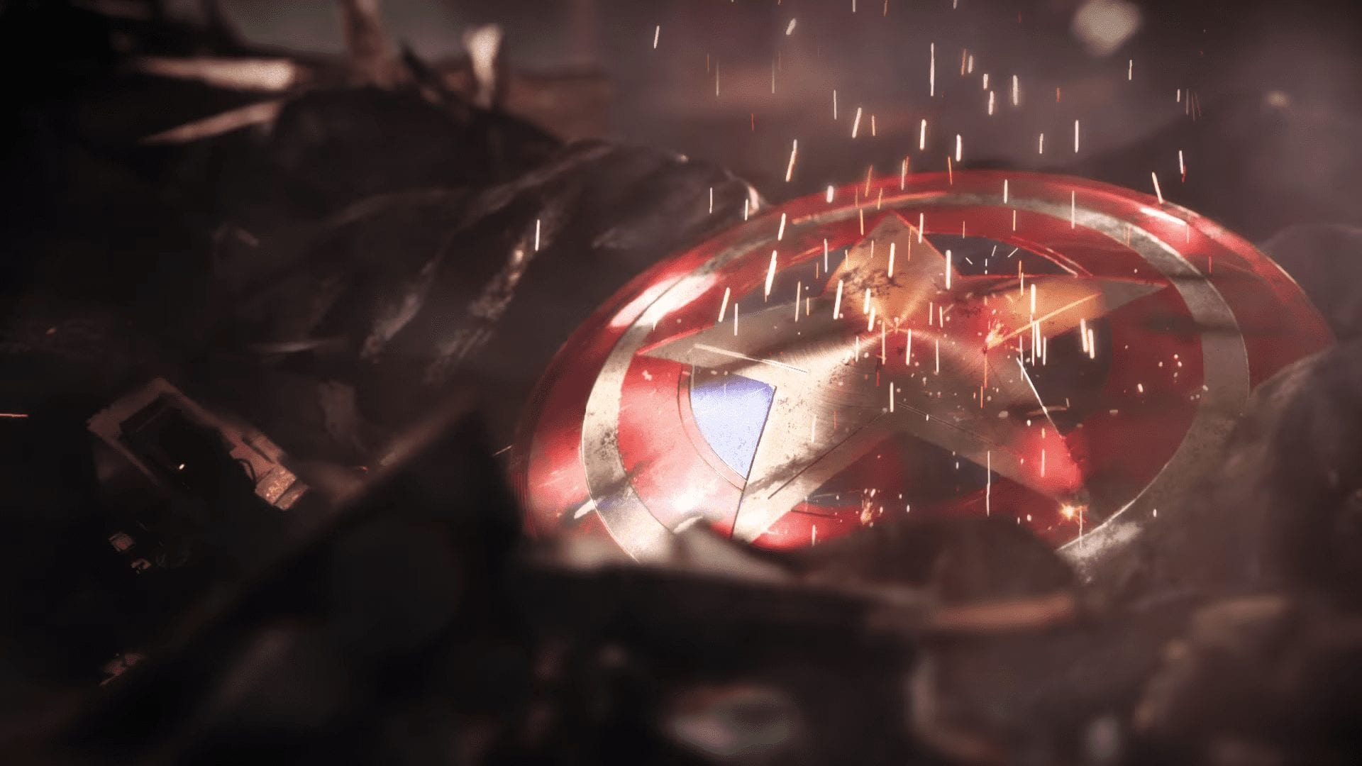 GAME NEWS: Avengers to  Re-Assemble with Square Enix
