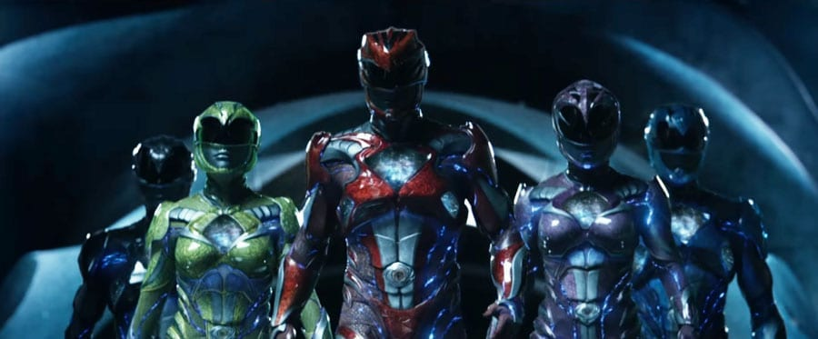 FILM TRAILER: Power Rangers – It's (Almost) Morphin' Time!