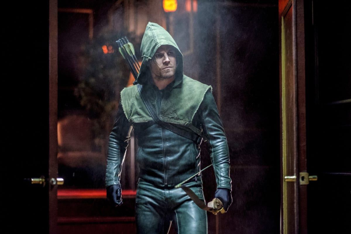TV REVIEW: Arrow – The Chase Is On!