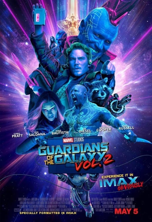 Guardians of the Galaxy Vol.2 – Review