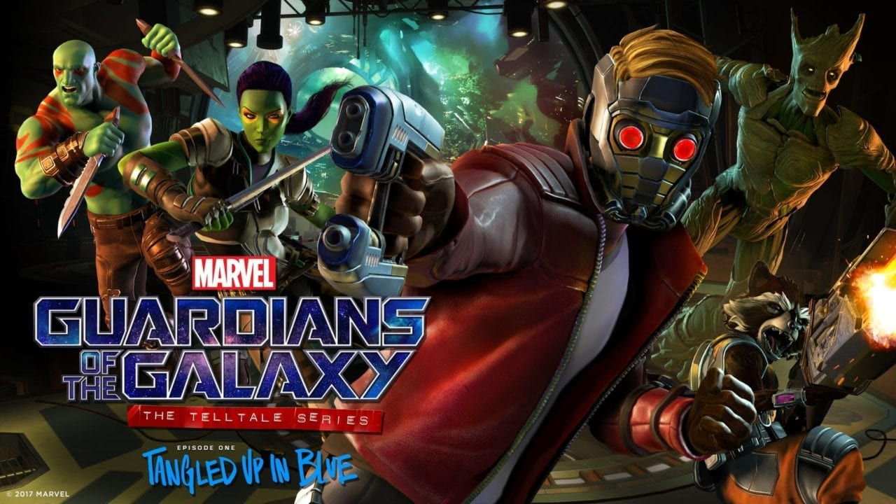 Marvel's Guardians of the Galaxy: The Telltale Series – Review