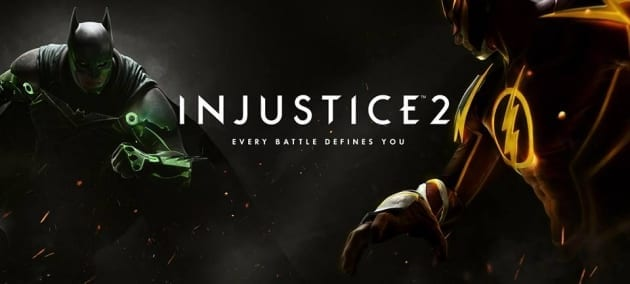 Injustice 2 available on iPhone,  iPad and Android now