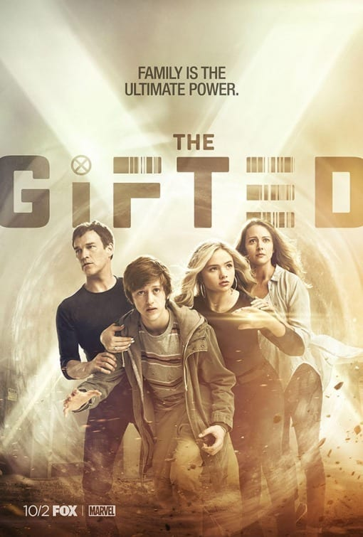 'The Gifted' Trailer Premieres at SDCC