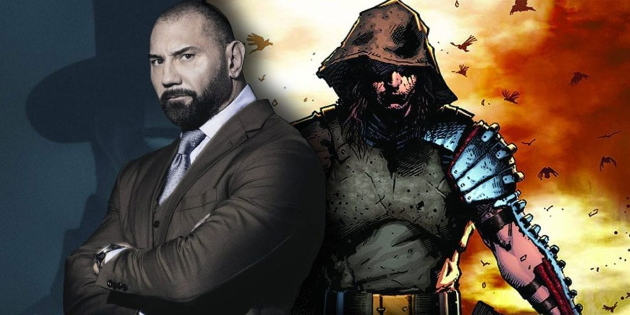 Dave Bautista For 'Eternal Warrior' Movie?