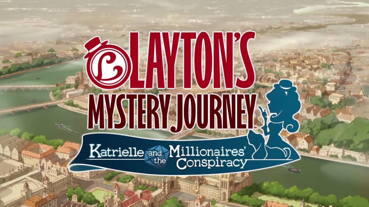 Professor Layton's Mobile Outing Returns to 3DS
