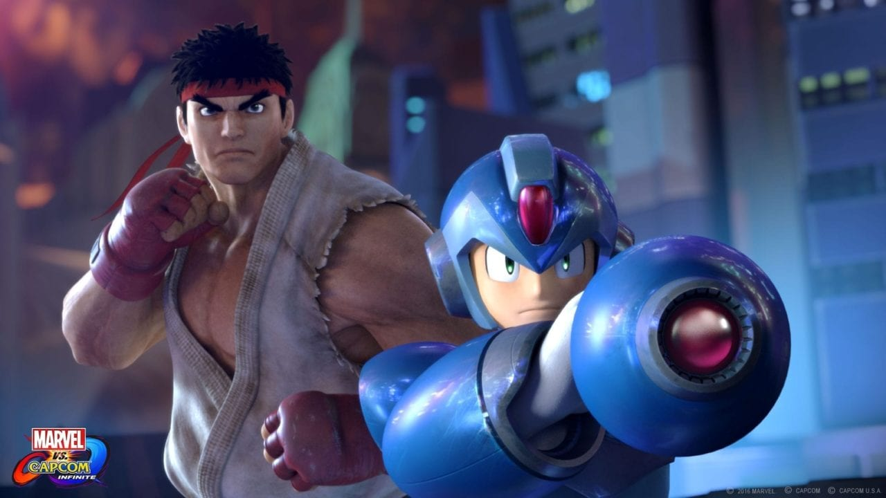 Marvel vs Capcom Infinite Gets a Full Story Trailer