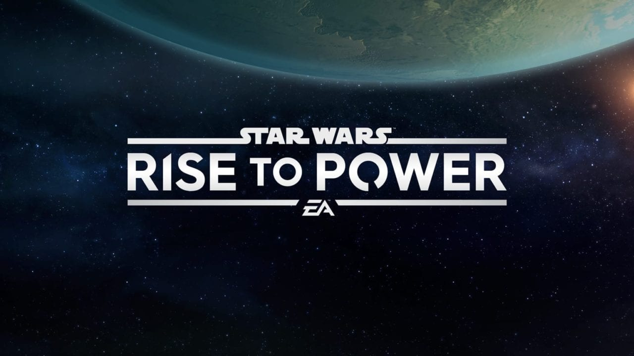 Star Wars Rise to Power Announced