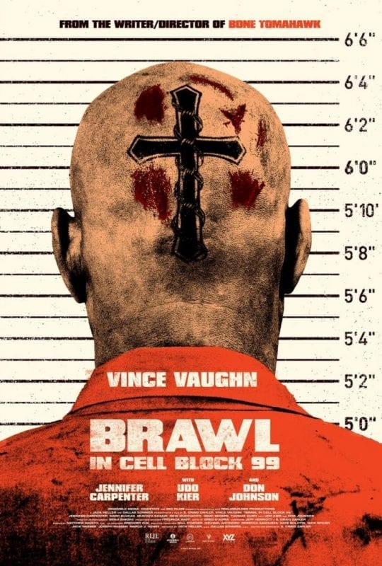 Vince Vaughn Goes Serious For 'Brawl in Cell Block 99'