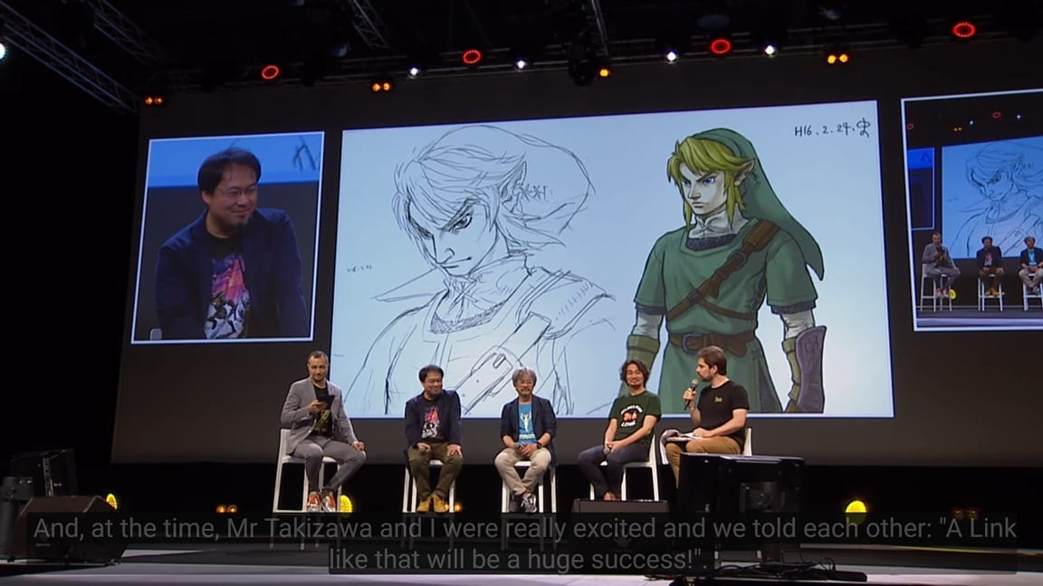 The Art of Legend of Zelda Series Masterclass Gets an Official English Translation