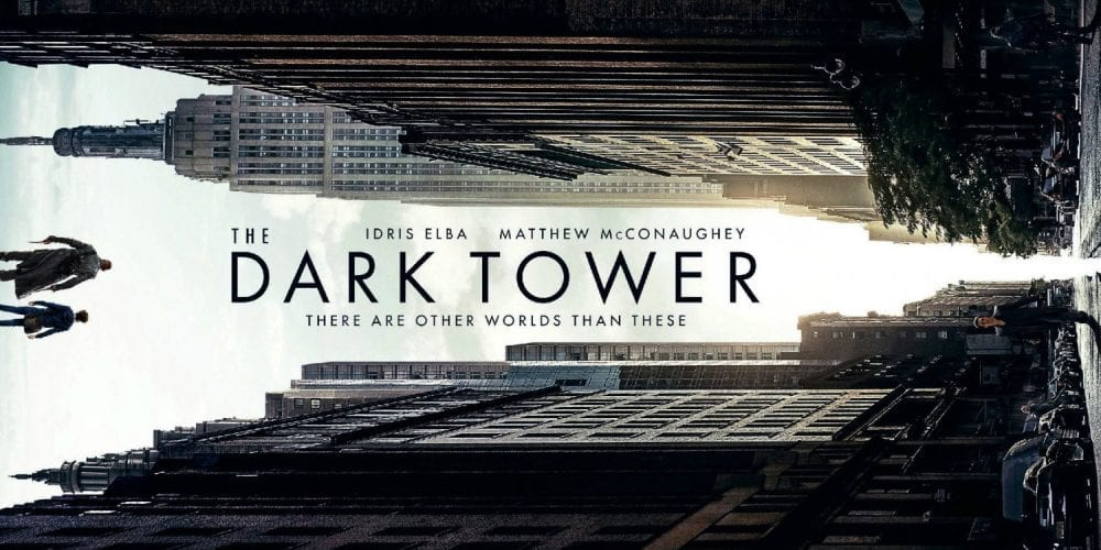 Stephen King Explains Why 'The Dark Tower' Adaptation Didn't Work