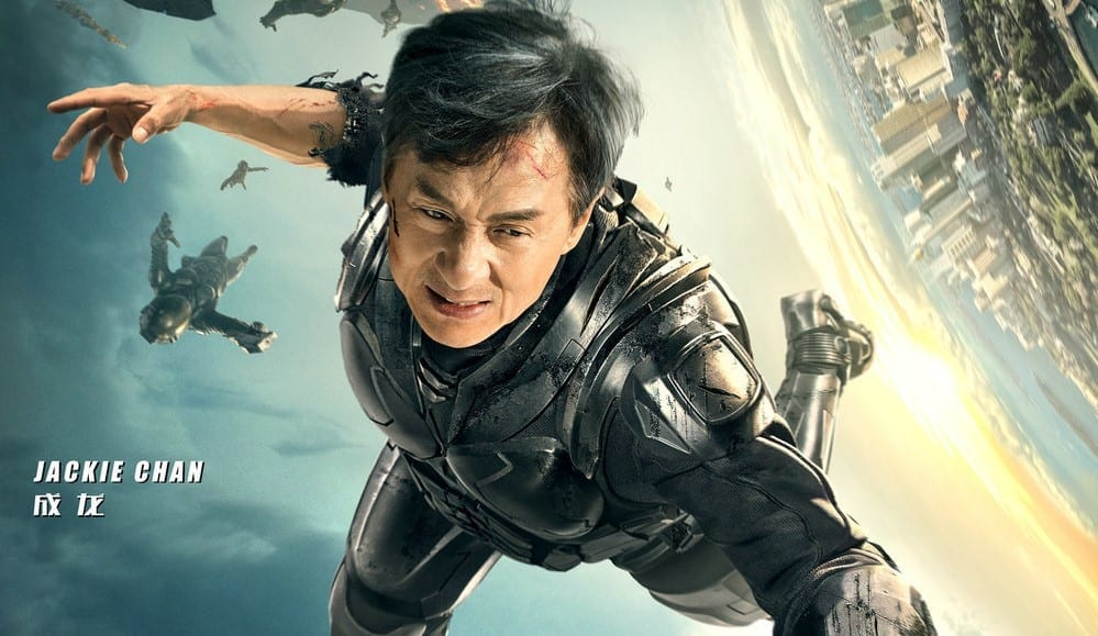 Trailer: Jackie Chan's Bleeding Steel