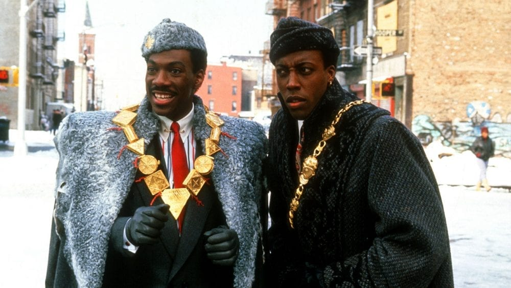 'Coming to America' Sequel Gets A New Writer and Director