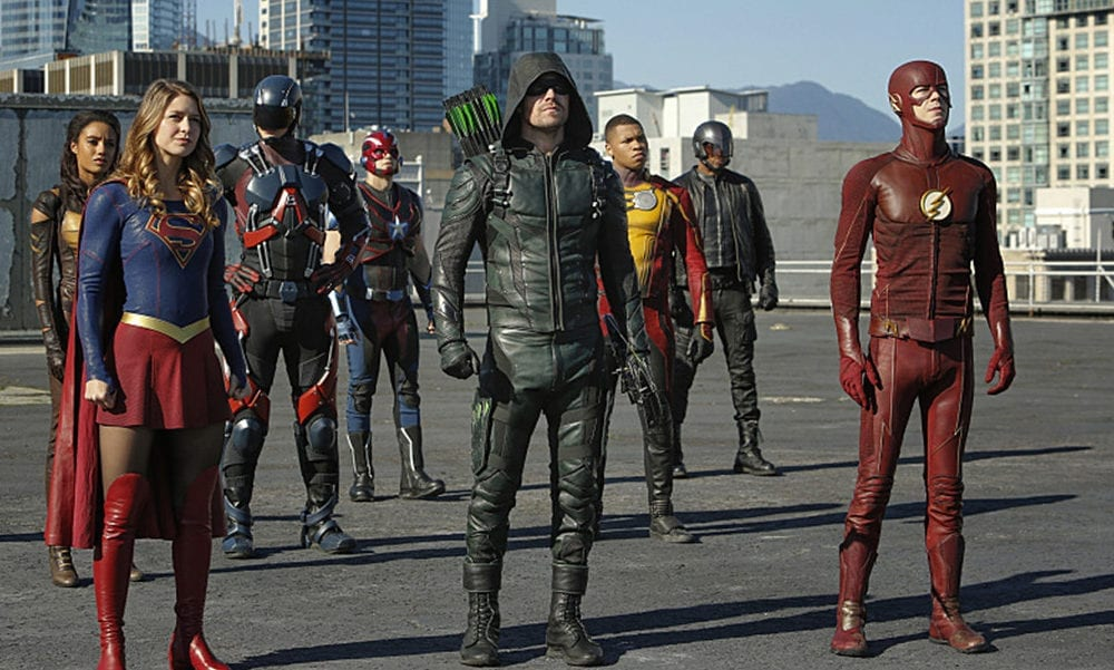 Stakes Are High In DC TV's Next Crossover Event