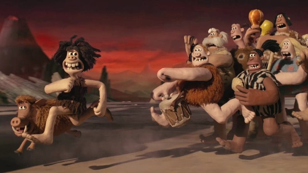 Trailer – Aardman Animation's 'Early Man'