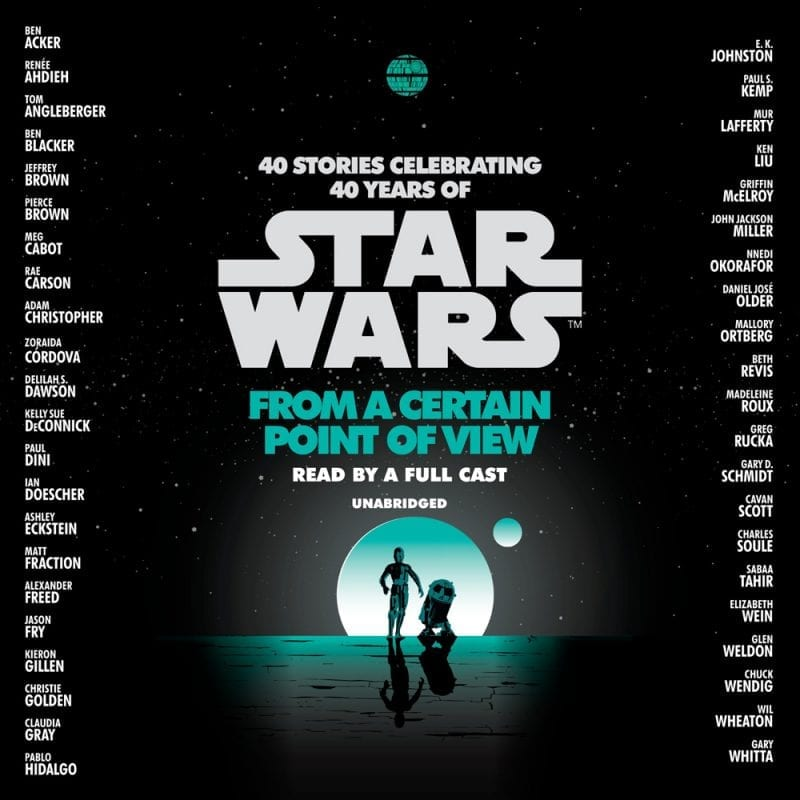 Star Wars 40th Anniversary Audiobook Boasts All-Star Cast