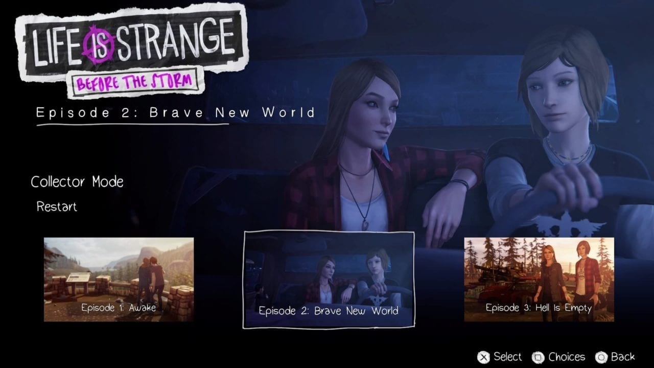 LiS: BTS Chapter 2: Brave New World Review (PS4)