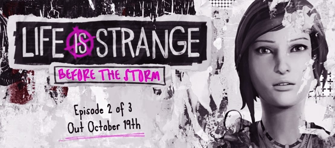 Trailer released for Life is Strange: Before the Storm Episode 2