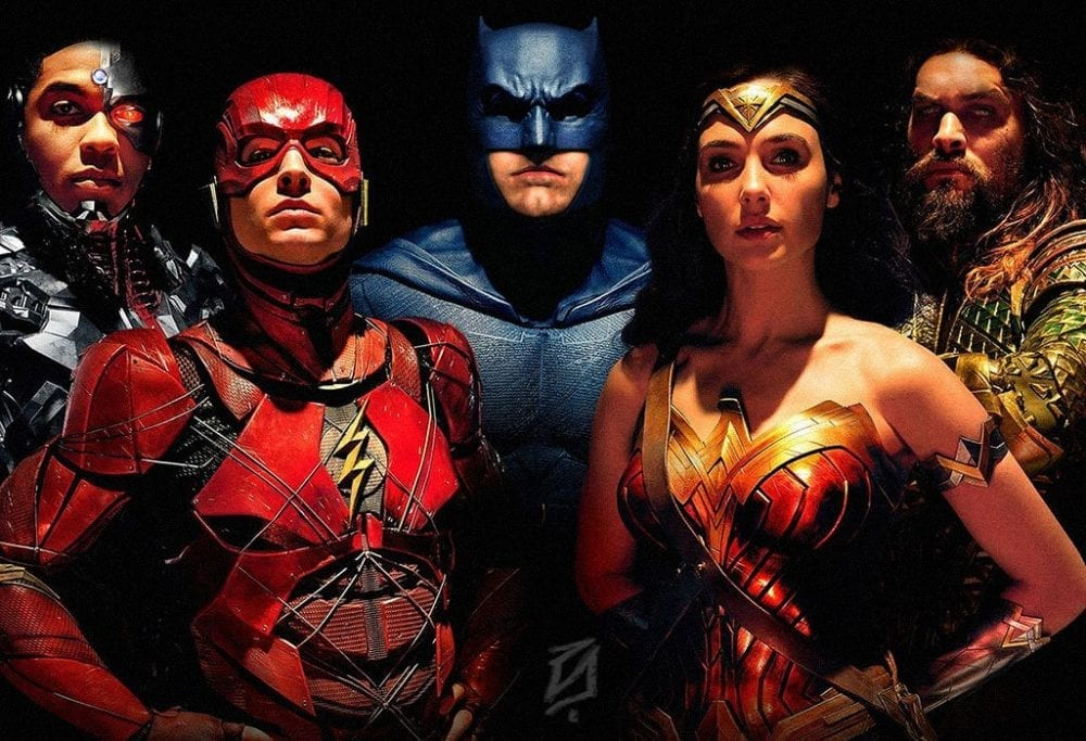 Has The Big Bang Theory Revealed a Huge 'Justice League' Spoiler?
