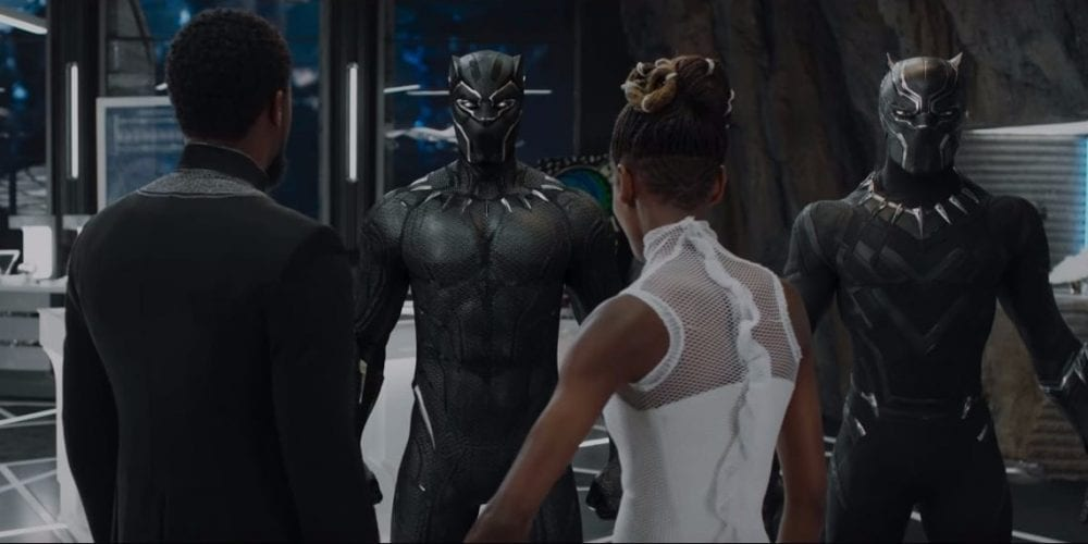 Trailer: 'Black Panther' Promises Breathtaking Action