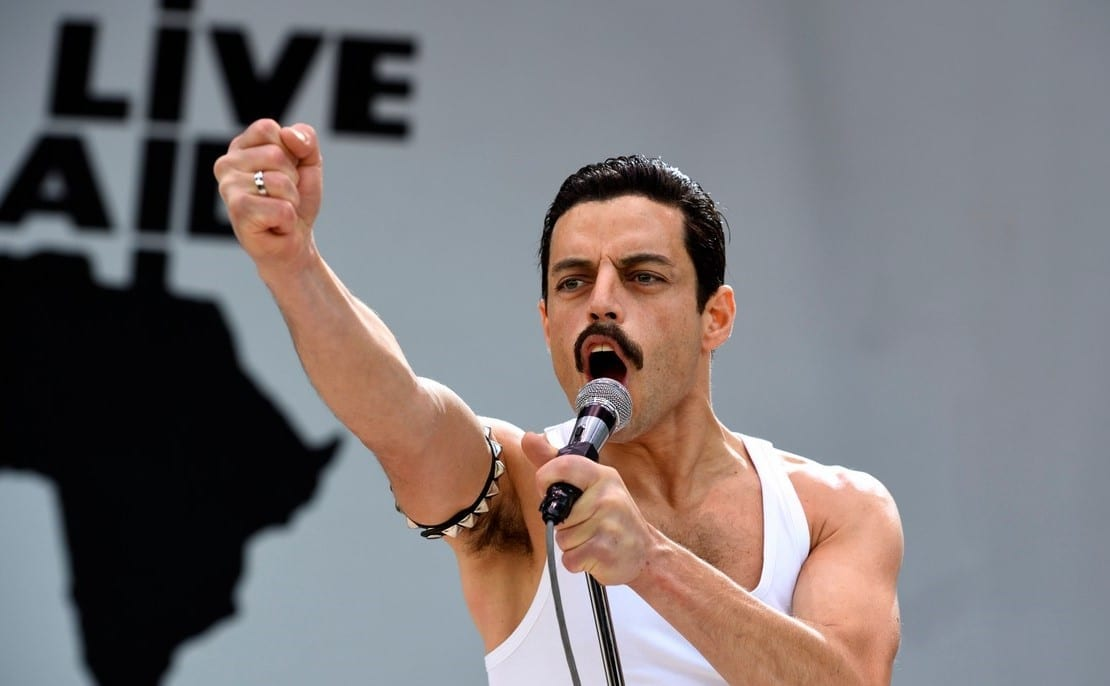 Bryan Singer Shares New 'Bohemian Rhapsody' Picture