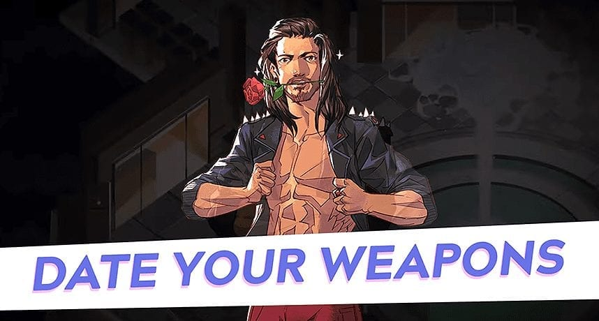 Boyfriend Dungeon: Date your Weapon and Handle with Care