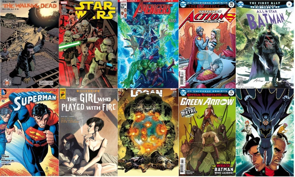 Comic Spotlight – 07 October 2017
