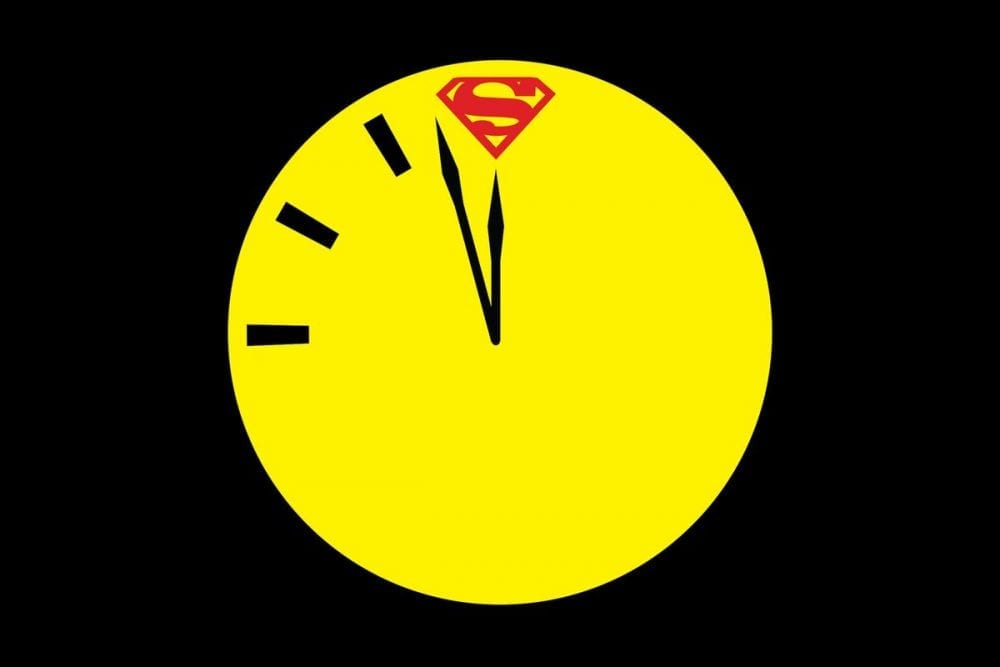 NYCC: Watchmen Meets DC in 'Doomsday Clock'