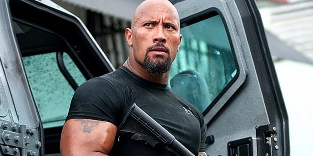 The Rock Releases 'Hobbs' Teaser to Backlash From Fast & Furious Co-star