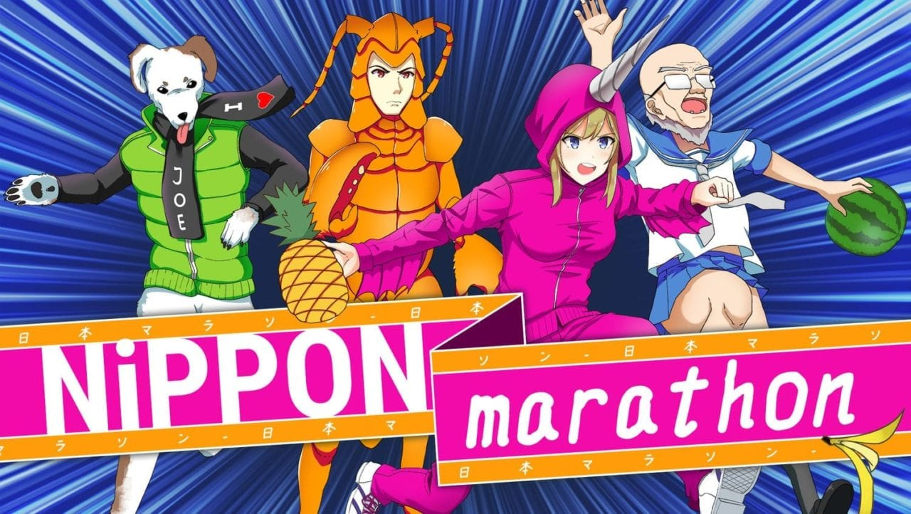 Play Expo Manchester 2017: Nippon Marathon is Pure, Unfiltered Wackiness