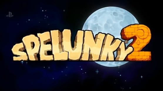 Spelunky 2 Announced for PlayStation 4 and PC