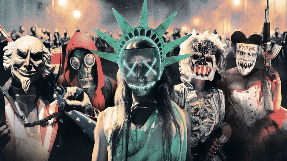 The Purge TV Show is About People Who Aren't Purging