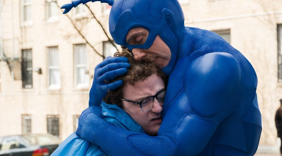 "<span class=""entry-title-primary"">Amazon Orders Second Season of 'The Tick'</span> <span class=""entry-subtitle"">The Tick and Arthur will officially return to Amazon.</span>"