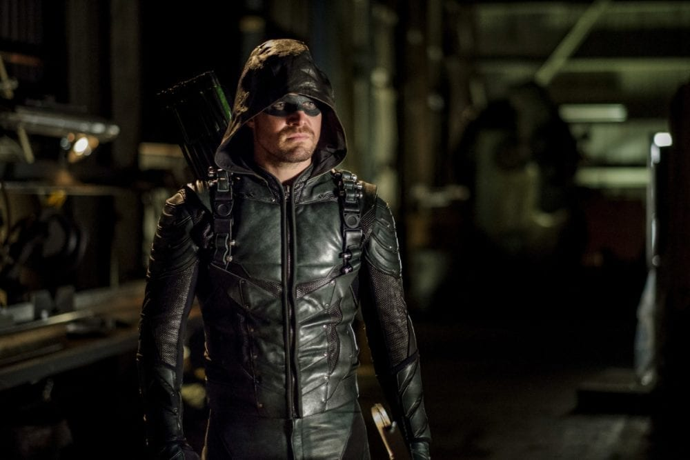 Arrow: 6.02 – 'Tribute'
