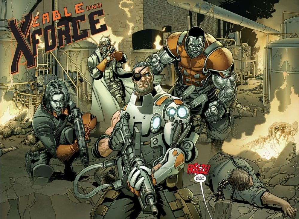 X-Force May Start Filming in 2018