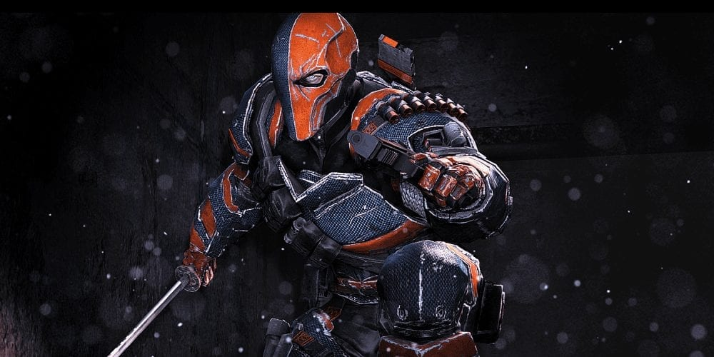 "SPOILERS: Creator of Deathstroke Says New Version of Character is ""Perfect"""