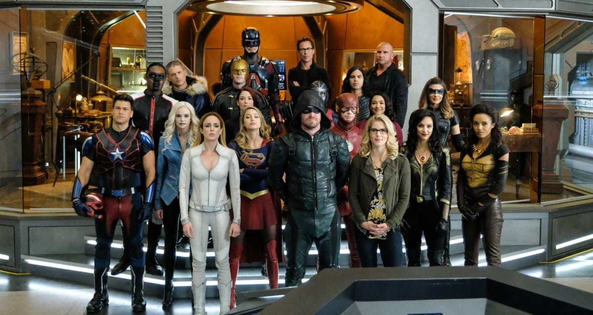 Arrowverse Crossover – Crisis on Earth-X: Parts 3 & 4 – Review