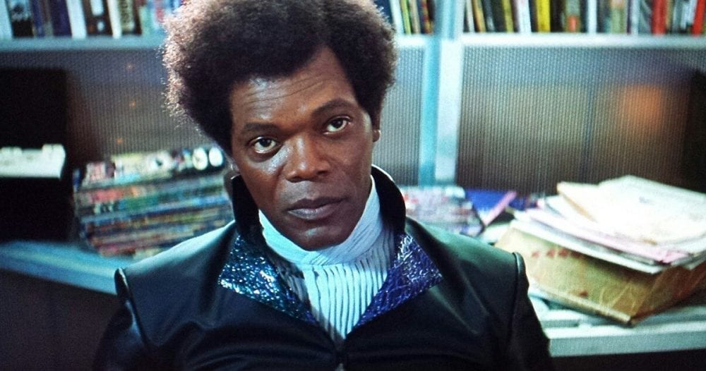 Samuel L. Jackson Has Finished His Filming On 'Glass'