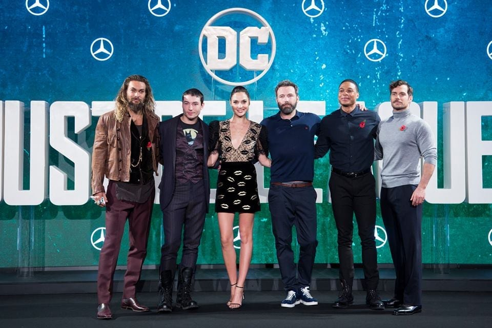 Justice League Stars Wants A Marvel/DC Crossover Movie