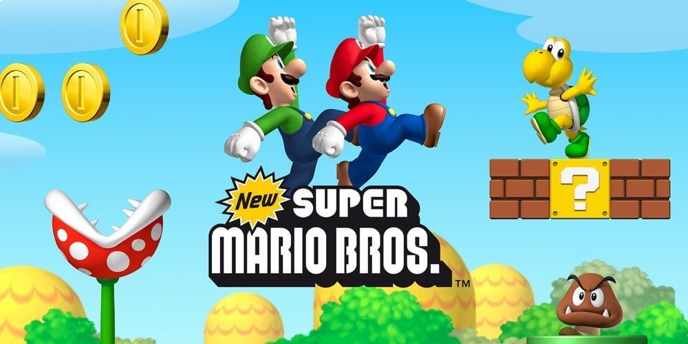 New Super Mario Bros Movie in the Works