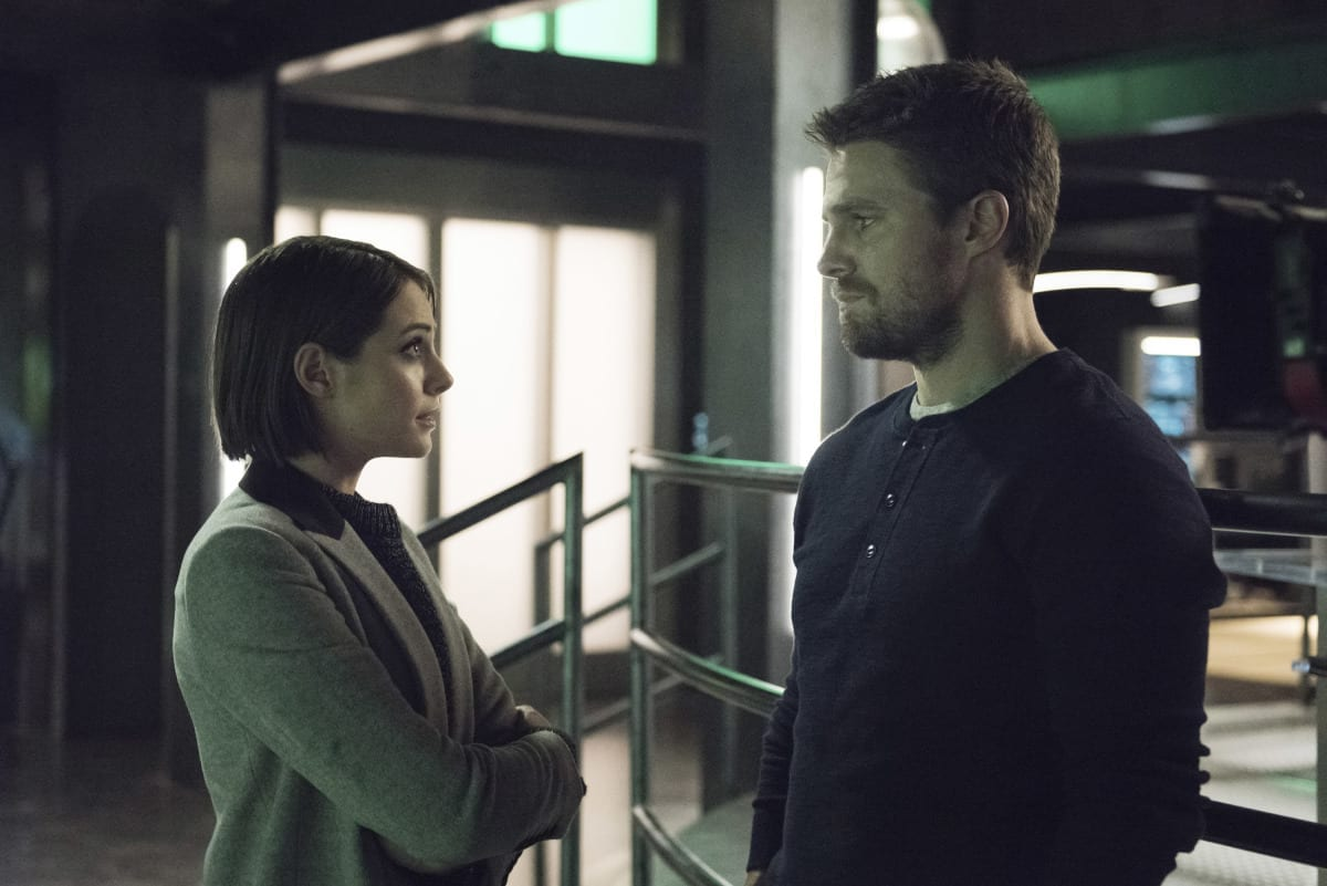 """Arrow: 6.09 – """"Irreconcilable Differences"""""""
