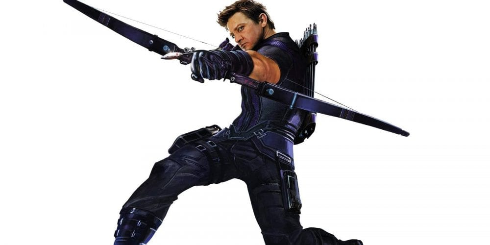 Jeremy Renner Wants a Hawkeye Movie Sooner Rather Than Later