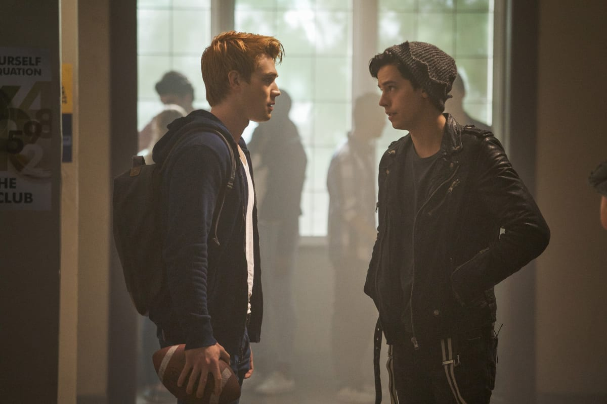 Riverdale: 2.07 – 'Chapter Twenty: Tales From the Darkside'
