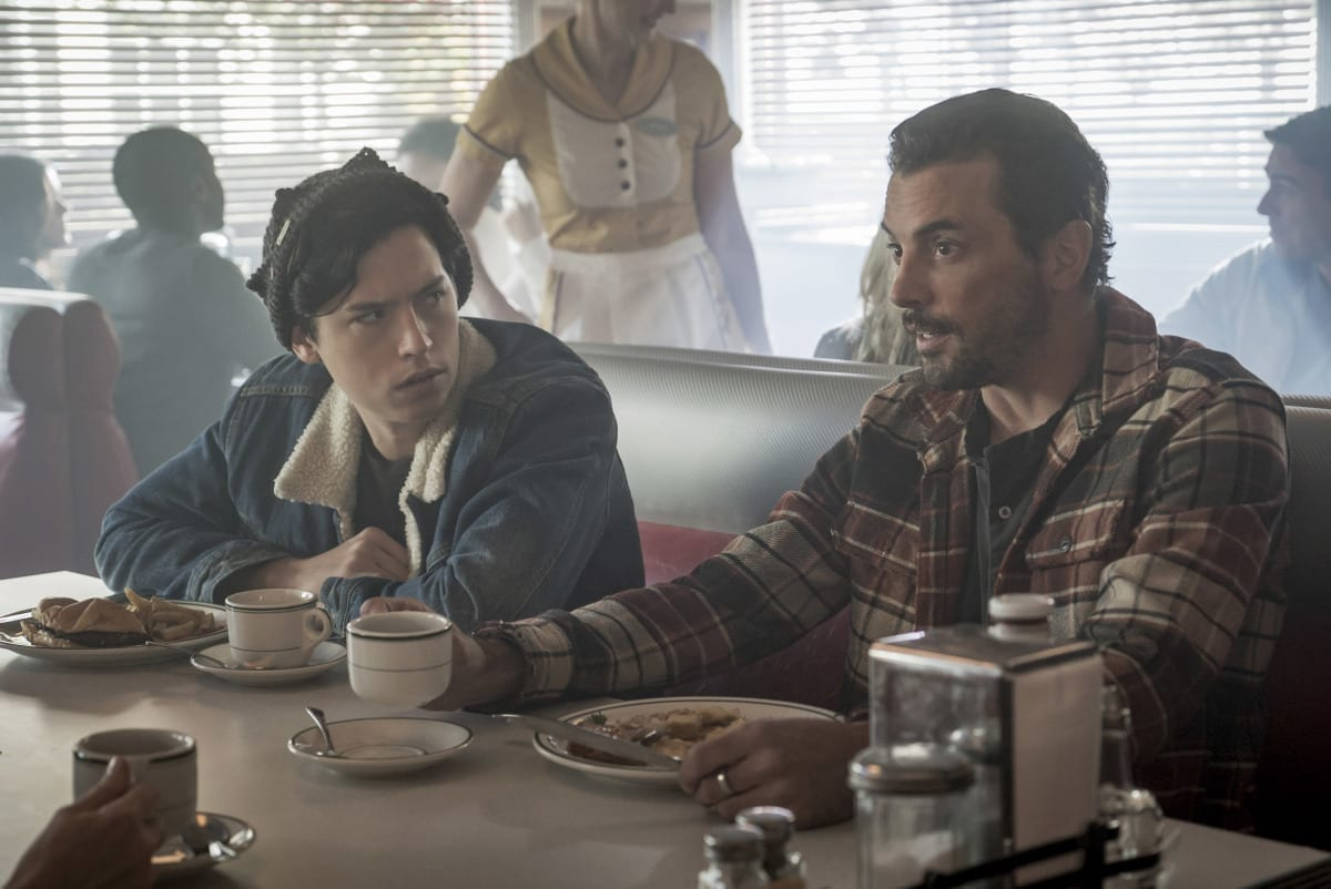 Riverdale: 2.08 – 'Chapter Twenty-One: The House of the Devil'