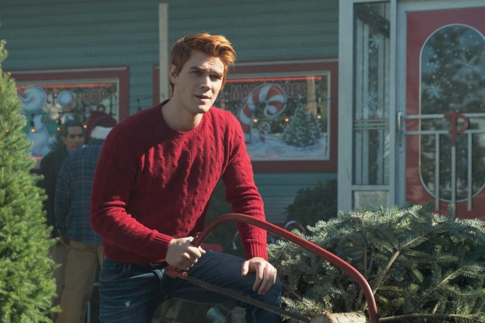 Riverdale: 2.09 – 'Chapter Twenty-Two: Silent Night, Deadly Night'