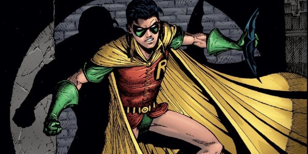 First Look at Brenton Thwaites as Robin