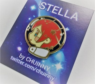 stella badge
